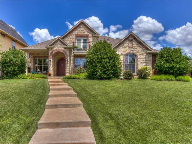 7709 NW 134th Street, Oklahoma City, OK 73142 (MLS #882539) :: Homestead & Co