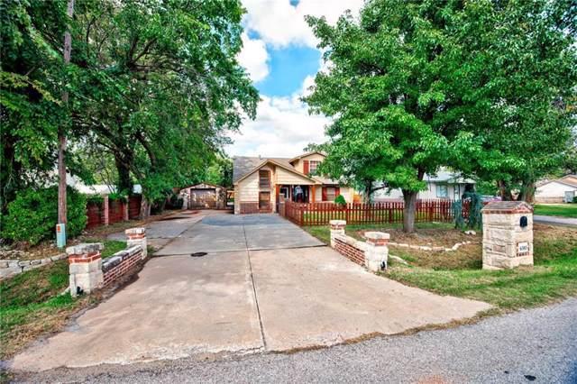 6303 NW 30th Street, Bethany, OK 73008 (MLS #882901) :: Keri Gray Homes
