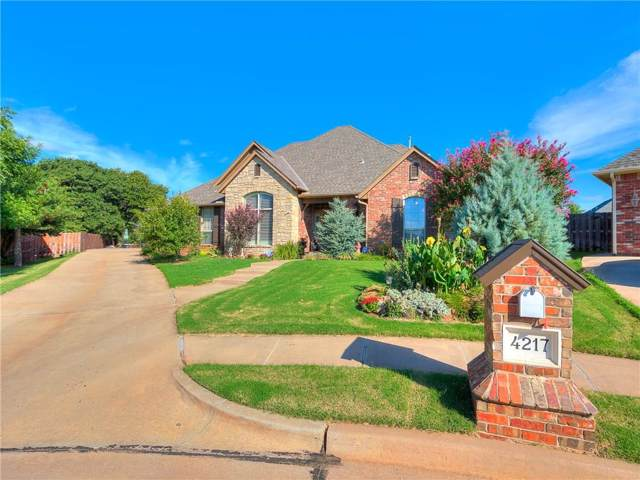 4217 Riva Ridge Court, Edmond, OK 73025 (MLS #883177) :: Homestead & Co