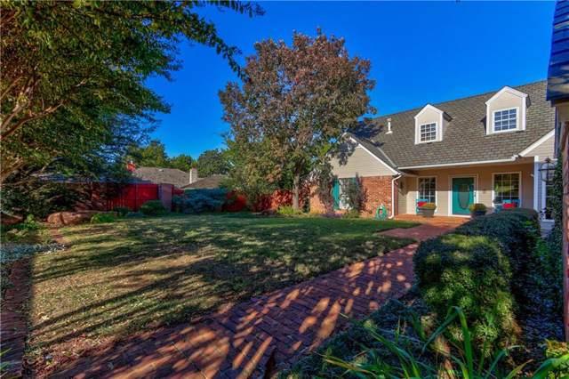 6204 Oak Tree Road, Edmond, OK 73025 (MLS #883483) :: Homestead & Co