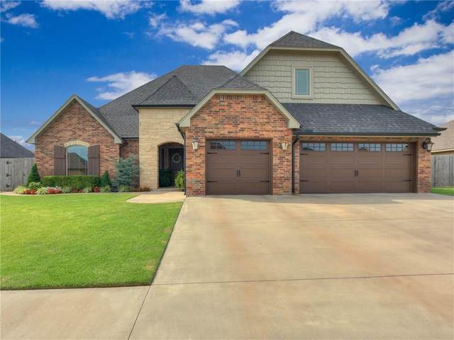 904 Cornerstone Drive, Weatherford, OK 73096 (MLS #884538) :: Homestead & Co