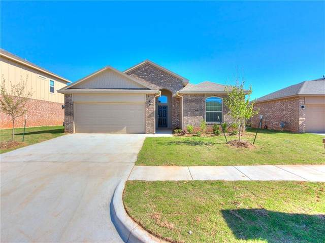 10305 NW 25th Street, Yukon, OK 73099 (MLS #884598) :: Homestead & Co