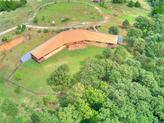 1015 N Union Road, Stillwater, OK 74075 (MLS #885195) :: Homestead & Co