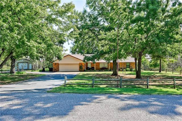23798 Eastern Avenue, Washington, OK 73093 (MLS #886304) :: Erhardt Group at Keller Williams Mulinix OKC