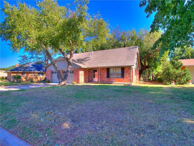 3432 N Glenoaks Drive, Midwest City, OK 73110 (MLS #886371) :: Homestead & Co