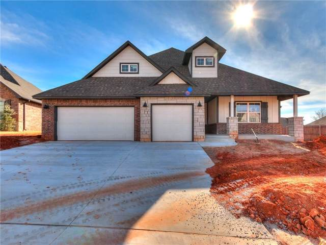 19532 Millstone Crossing, Edmond, OK 73012 (MLS #887342) :: Homestead & Co