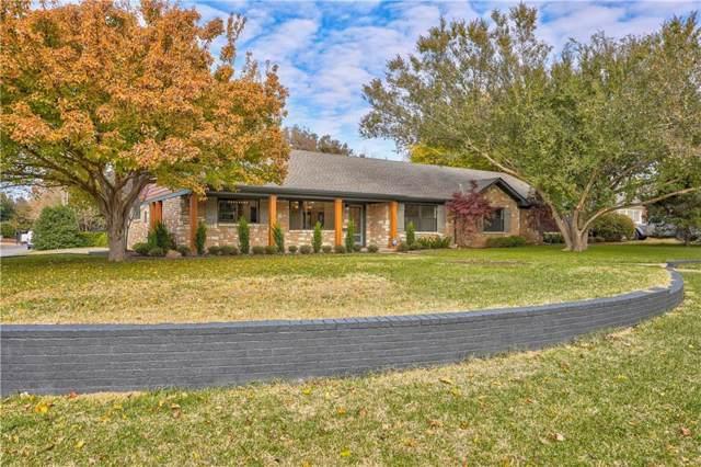 1723 Drakestone Avenue, Nichols Hills, OK 73120 (MLS #888579) :: Homestead & Co