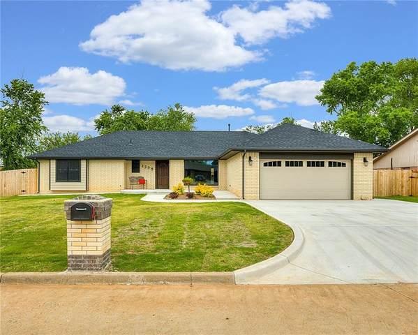 1309 N Terrace Street, Weatherford, OK 73096 (MLS #889427) :: Keri Gray Homes