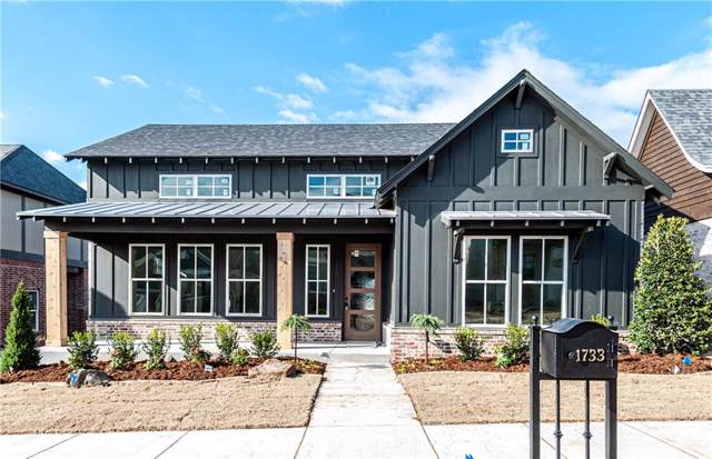 1733 Boathouse Road, Edmond, OK 73034 (MLS #890901) :: Homestead & Co