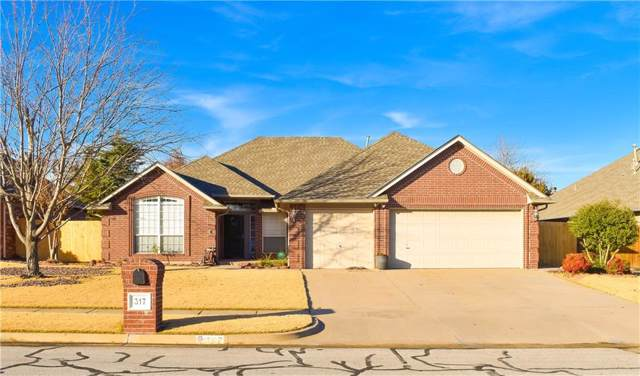 317 Paxton Court, Norman, OK 73069 (MLS #890909) :: Homestead & Co