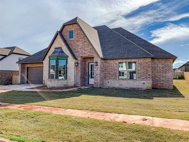 15921 Foxtail Trail, Edmond, OK 73013 (MLS #891293) :: Keri Gray Homes