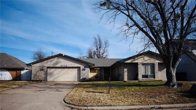 9300 Candlewood Drive, Oklahoma City, OK 73132 (MLS #892234) :: Homestead & Co