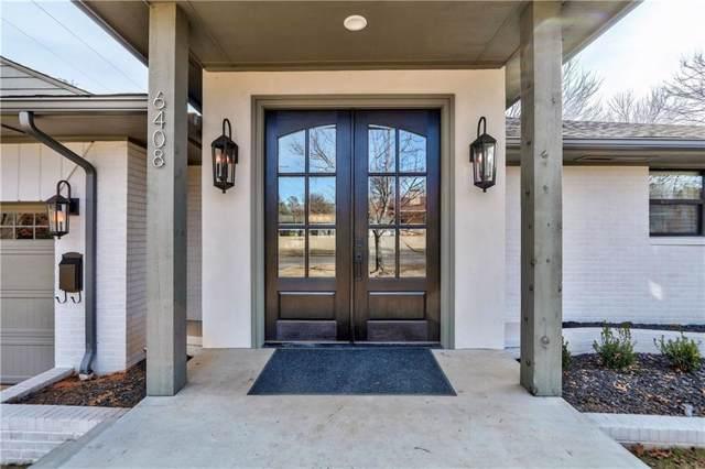 6408 Avalon Lane, Nichols Hills, OK 73116 (MLS #892372) :: Homestead & Co