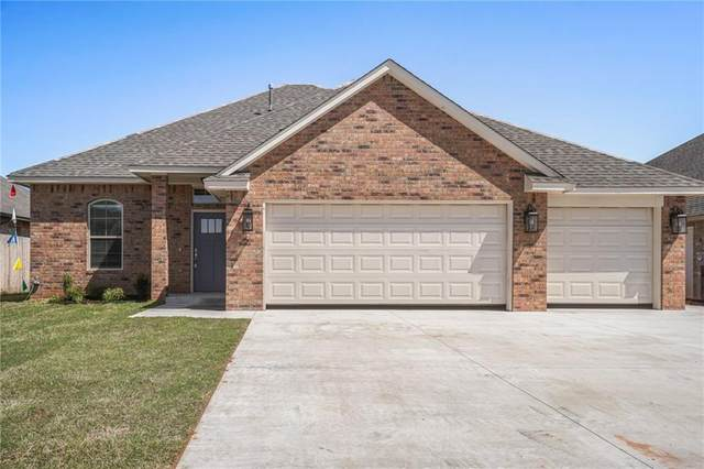 1719 W Trout Way, Mustang, OK 73064 (MLS #892846) :: Keri Gray Homes