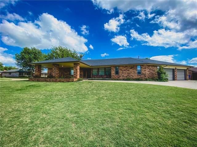 2501 Southlawn Drive, El Reno, OK 73036 (MLS #893076) :: Homestead & Co