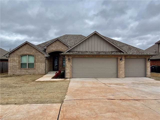 3208 Valley Meadow, Norman, OK 73071 (MLS #893656) :: Keri Gray Homes