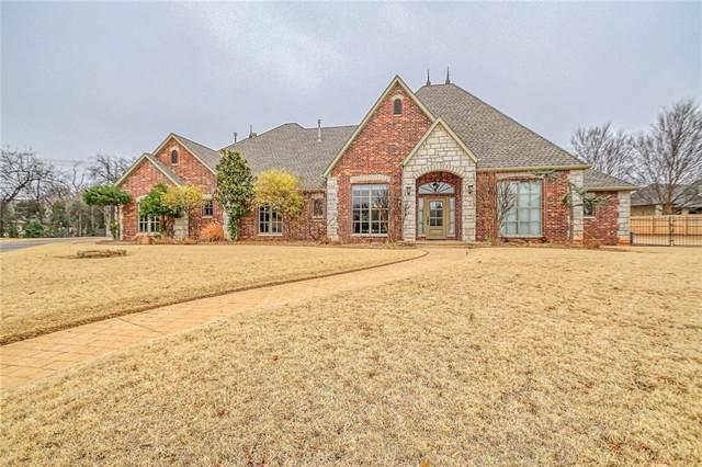 5200 NW 126th Court, Oklahoma City, OK 73142 (MLS #893714) :: Homestead & Co