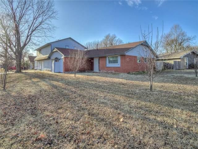 505 Crestmoore Drive, Moore, OK 73160 (MLS #893853) :: Keri Gray Homes