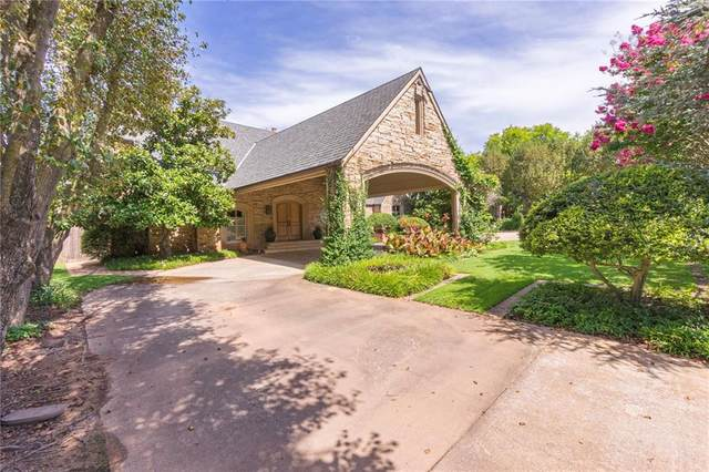 7309 Nichols Road, Nichols Hills, OK 73116 (MLS #894139) :: Keri Gray Homes