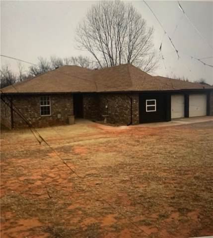 1200 Dorothy Drive, Blanchard, OK 73010 (MLS #894252) :: Keri Gray Homes