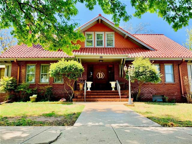 304 S 8th Street, Kingfisher, OK 73750 (MLS #894304) :: Keri Gray Homes