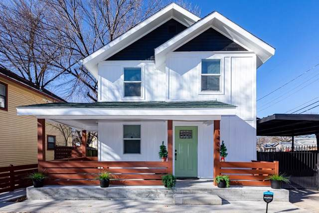 1409 N Virginia Avenue, Oklahoma City, OK 73106 (MLS #894610) :: Keri Gray Homes