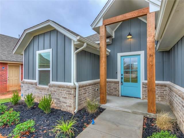 1720 W Zachary Way, Mustang, OK 73064 (MLS #894747) :: Homestead & Co
