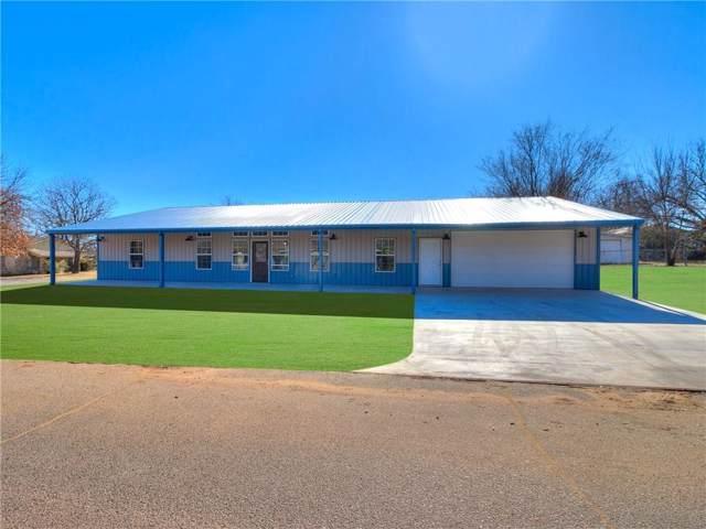832 N Mckinley Avenue, Shawnee, OK 74801 (MLS #895516) :: Homestead & Co