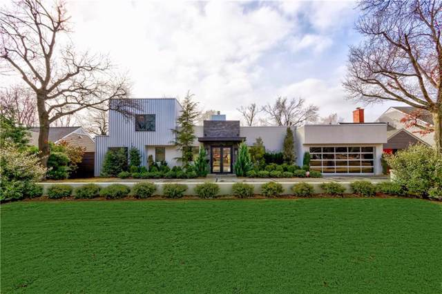 7609 Dorset Drive, Nichols Hills, OK 73116 (MLS #895899) :: Homestead & Co