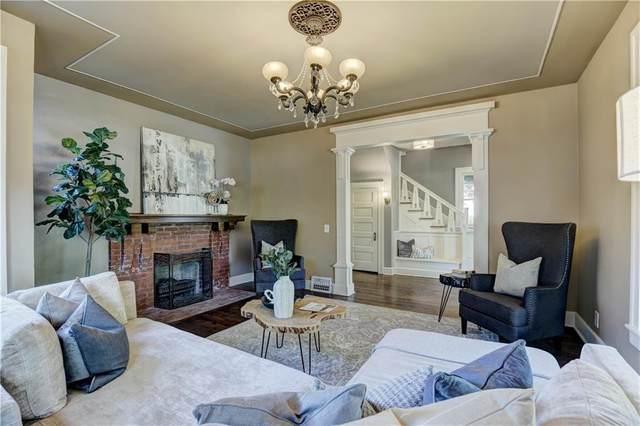 930 NW 17th Street, Oklahoma City, OK 73106 (MLS #895948) :: Keri Gray Homes