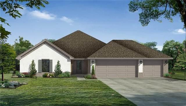 517 Siena Drive, Edmond, OK 73034 (MLS #896225) :: Homestead & Co