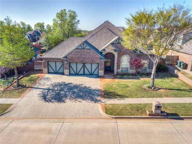 416 Meadow Run Court, Yukon, OK 73099 (MLS #896658) :: Homestead & Co