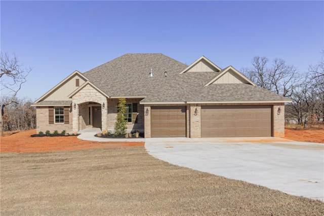 16101 SE 82nd Street, Choctaw, OK 73020 (MLS #896937) :: Homestead & Co