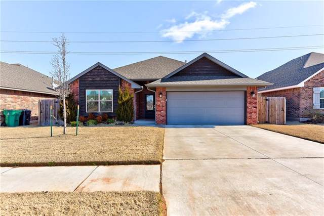8716 Arman Drive, Yukon, OK 73099 (MLS #897388) :: Homestead & Co