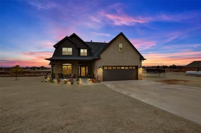 9308 Lake Drive, Piedmont, OK 73078 (MLS #897609) :: Homestead & Co