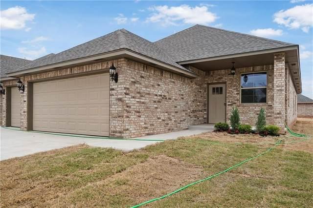 1716 W Blake Way, Mustang, OK 73064 (MLS #898211) :: Homestead & Co