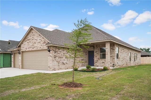 1824 W Trout Way, Mustang, OK 73064 (MLS #898246) :: Homestead & Co