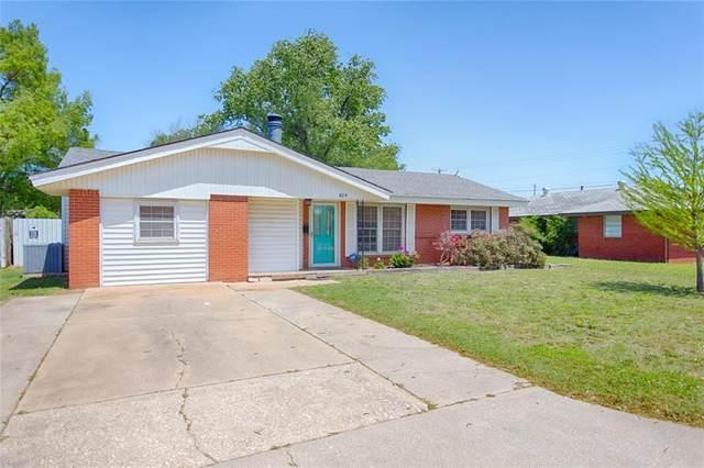 404 S Garrett Avenue, Lindsay, OK 73052 (MLS #898758) :: Homestead & Co