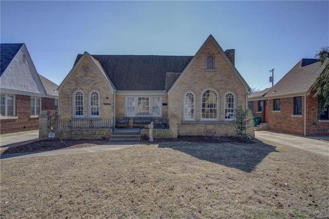 3132 NW 22nd Street, Oklahoma City, OK 73107 (MLS #899845) :: Homestead & Co