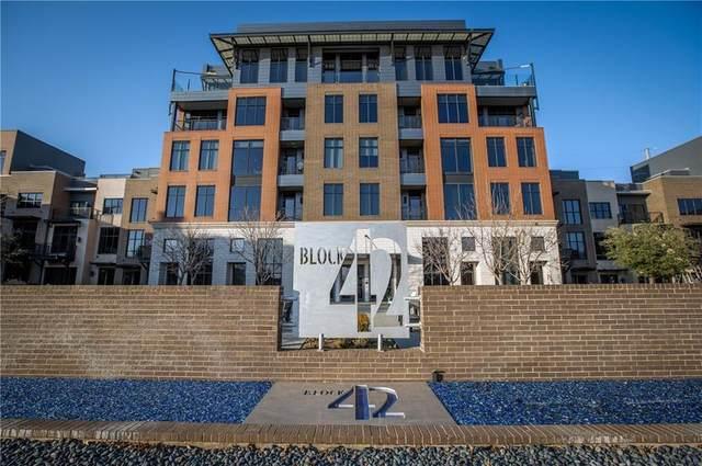 249 NE 4th Street #12, Oklahoma City, OK 73104 (MLS #900031) :: Homestead & Co