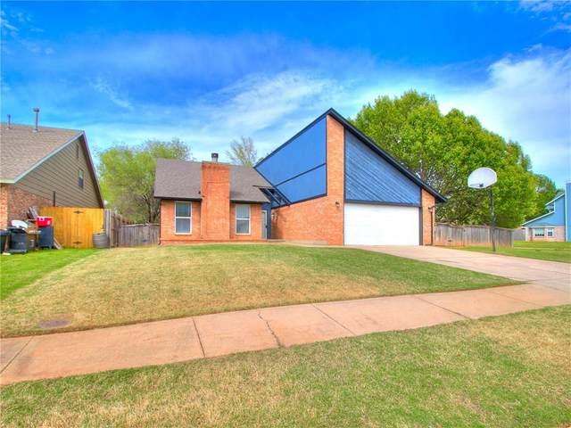 1425 NE 25th Street, Moore, OK 73160 (MLS #900220) :: Homestead & Co