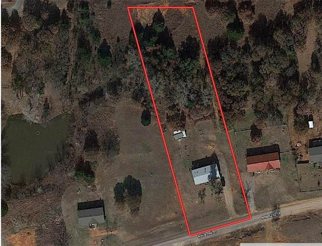 1537 NW 82nd Street, Blanchard, OK 73010 (MLS #901267) :: Keri Gray Homes
