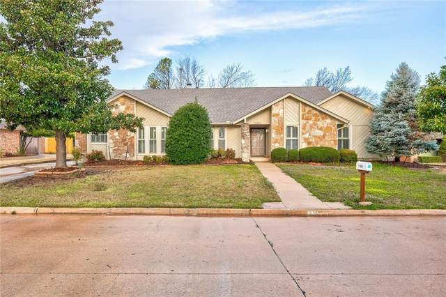 11901 Leaning Elm Road, Oklahoma City, OK 73120 (MLS #902747) :: Homestead & Co