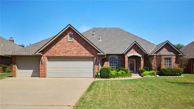 10700 Fairway Avenue, Oklahoma City, OK 73170 (MLS #903331) :: Homestead & Co