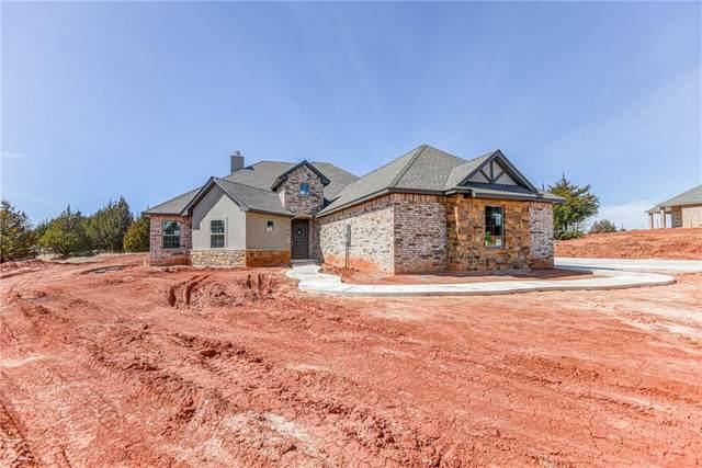 14285 East Fork, Arcadia, OK 73007 (MLS #903811) :: Homestead & Co