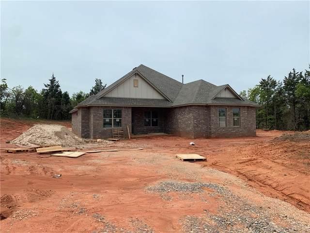 10808 SE 67th Street, Oklahoma City, OK 73150 (MLS #904483) :: Maven Real Estate