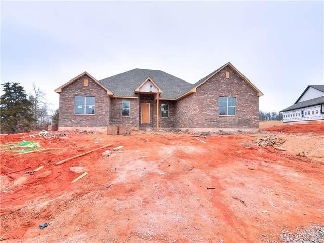 10901 SE 67th Street, Oklahoma City, OK 73150 (MLS #904939) :: Maven Real Estate