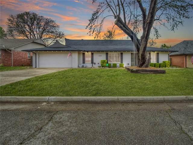 2609 NW 58th Place, Oklahoma City, OK 73112 (MLS #904993) :: Homestead & Co