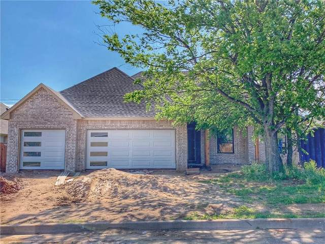 15704 Bending Oak Court, Edmond, OK 73013 (MLS #905096) :: Homestead & Co