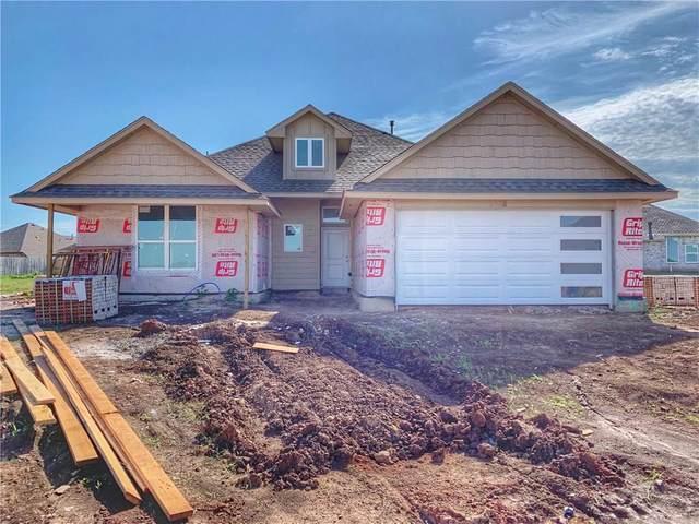 5917 NW 159 Circle, Edmond, OK 73013 (MLS #905103) :: Homestead & Co
